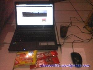 peralatan ngeblog