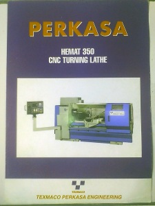 Bubut CNC Perkasa
