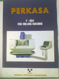 Milling CNC Perkasa
