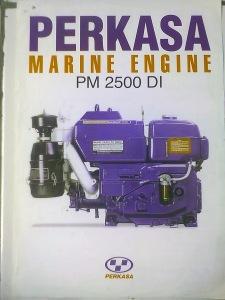 Marine Engine PM 2500 DI