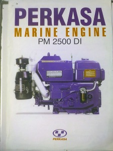Marine Engine PM 2500 DI