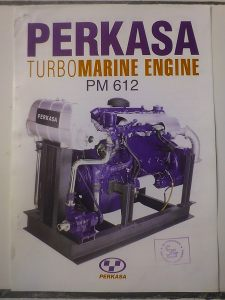 Marine Engine PM 612