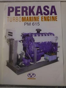 Marine Engine PM 615