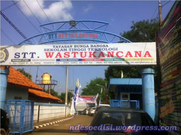 gerbang STT Wastukancana