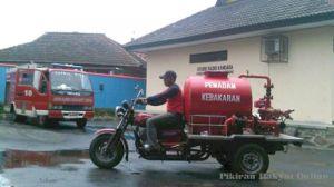 Motor Pemadam