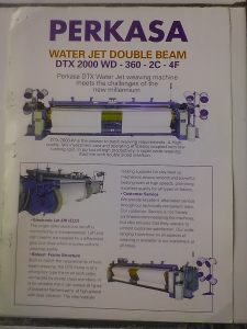 Water Jet Double Beam