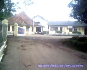 Kantor PTPN VIII Kebun Cikumpay
