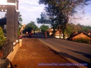 Situasi di Perbatasan Purwakarta - Subang Sepi