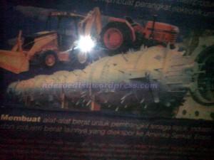 Repro dari Poster Texmaco
