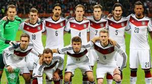 Timnas Jerman, (gambar ambil paksa dari Google)