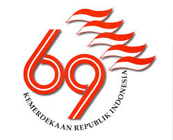 Logo HUT RI ke-69