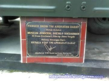 keterangan panser BRDM