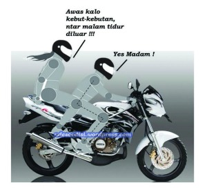 Rider Takut Istri :mrgreen: