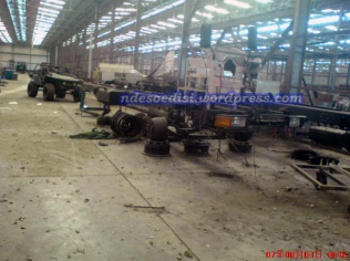 ex Assembly Plant Wahana Perkasa Auto Jaya