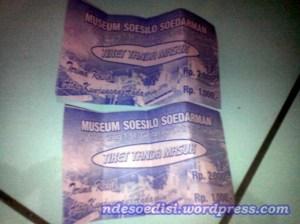 tiket masuk museum