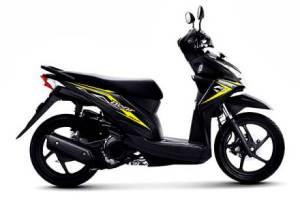 all New Honda Beat