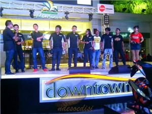 Pemenang doorprize & anggota CBR Club Bekasi