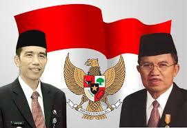Presiden dan Wakil Presiden Republik Indonesia (pic : google)