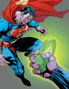 Superman vs Kryptonite