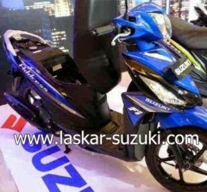 Suzuki Nex Address