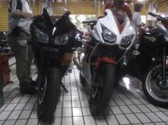CBR 250 R & CBR 150R