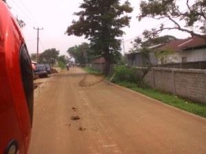 jalan alternatif via Pabuaran Subang