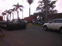 Di Depan SPBU Kota Bukit Indah