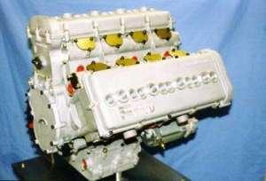 Mesin V8 1479cc