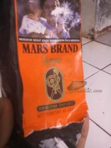 Rokok Mars Brand 2