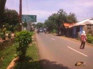 kiri Wanayasa, lurus kota Purwakarta