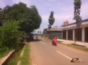 kiri Wanayasa, kanan Kota Purwakarta