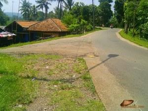 kiri jalur Sadang-Subang, lurus Purwakarta
