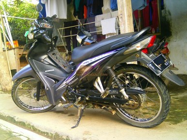 Honda Absolute Revo 110