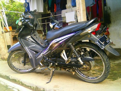 Honda Absolute Revo 110