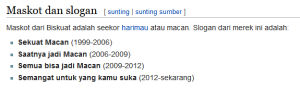 slogan biskuat (sumber: wikipedia)