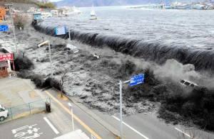 ilustrasi tsunami Jepang (pic: google)