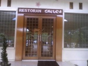Restoran Sakura