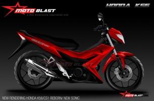 K56 buatan Motoblast