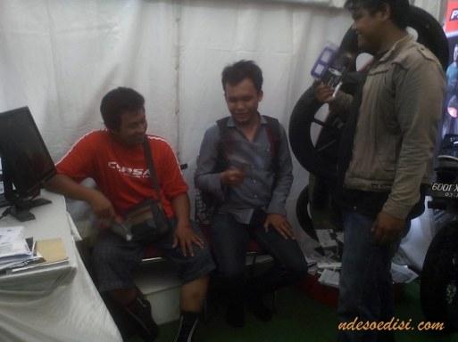 Mbah Dharmo dan Mas Aziz DOHC