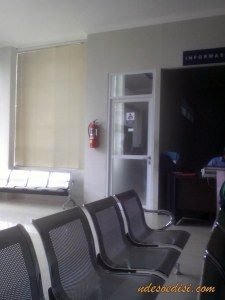 lactation room alias ruangan untuk ibu menyusui :-)