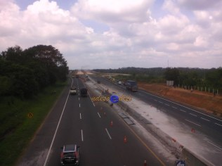 Interchange Kopo-Cipali ( 27 Mei 2015)