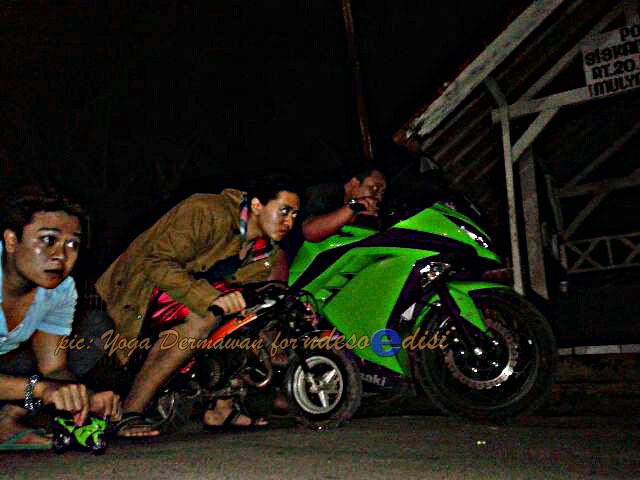 Ninja 250 Fi Vs Motor Mesin Potong Rumput 2 Ndesoedisi