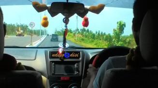 jalur mudik, pintu tol Cikamurang