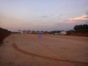 Pintu Tol Cipali Mei 2015 di daerah Cikumpay-Campaka