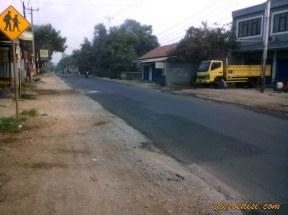 Perbaikan jalur mudik (1)
