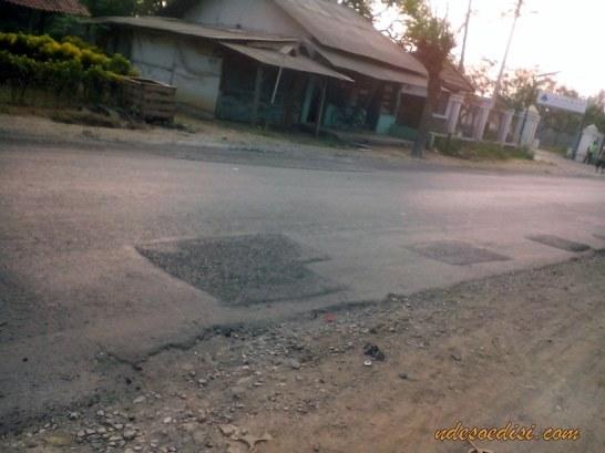 Perbaikan jalur mudik (5)