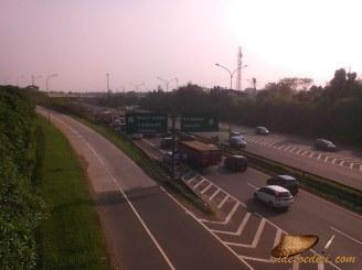 Cipularang arah Jakarta