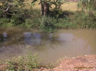 Sungai Cijengkol kotor
