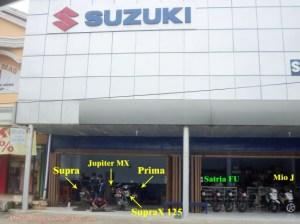 salah satu contoh Beres Suzuki yang selingkuh