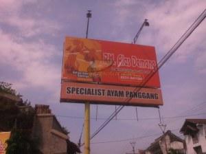 Ayam Panggang Alas Demang Cirebon